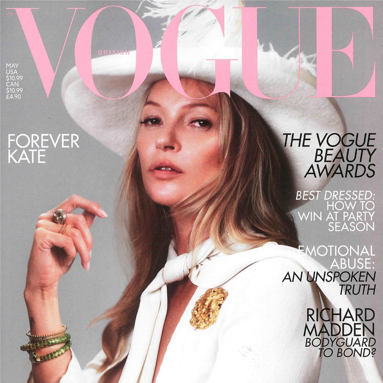 57London è sul numero di maggio di Vogue Uk