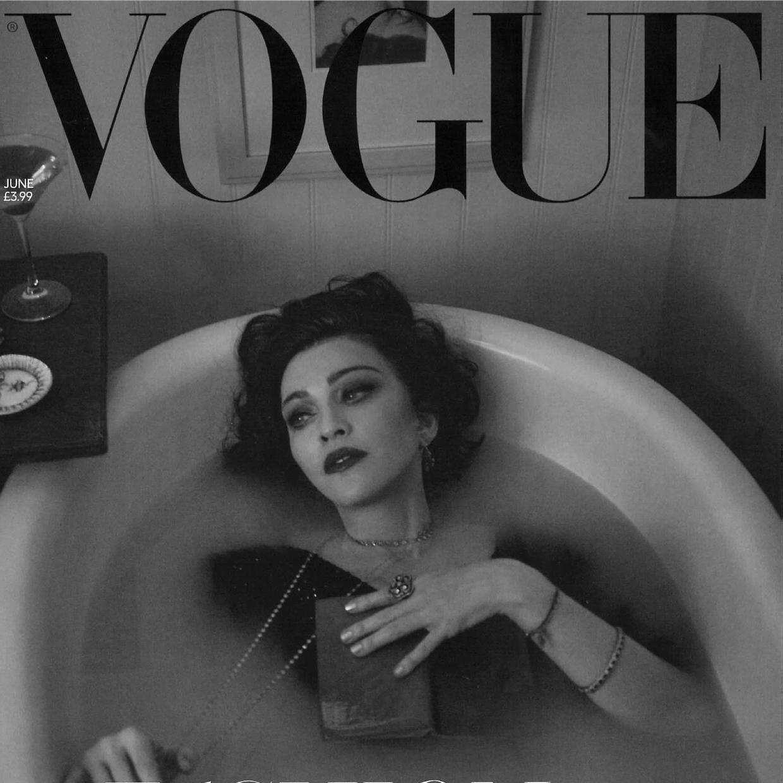 57London è sul numero di giugno di Vogue Uk