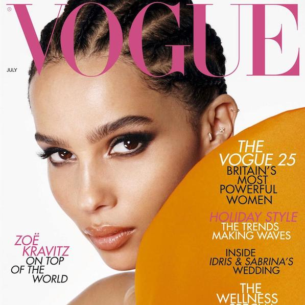 57London è sul numero di luglio di Vogue Uk