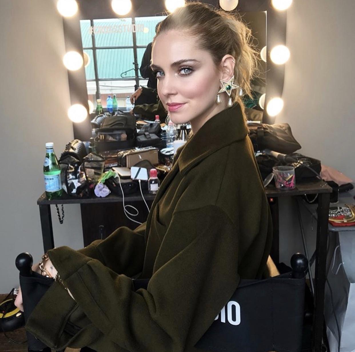 Chiara Ferragni indossa 57London
