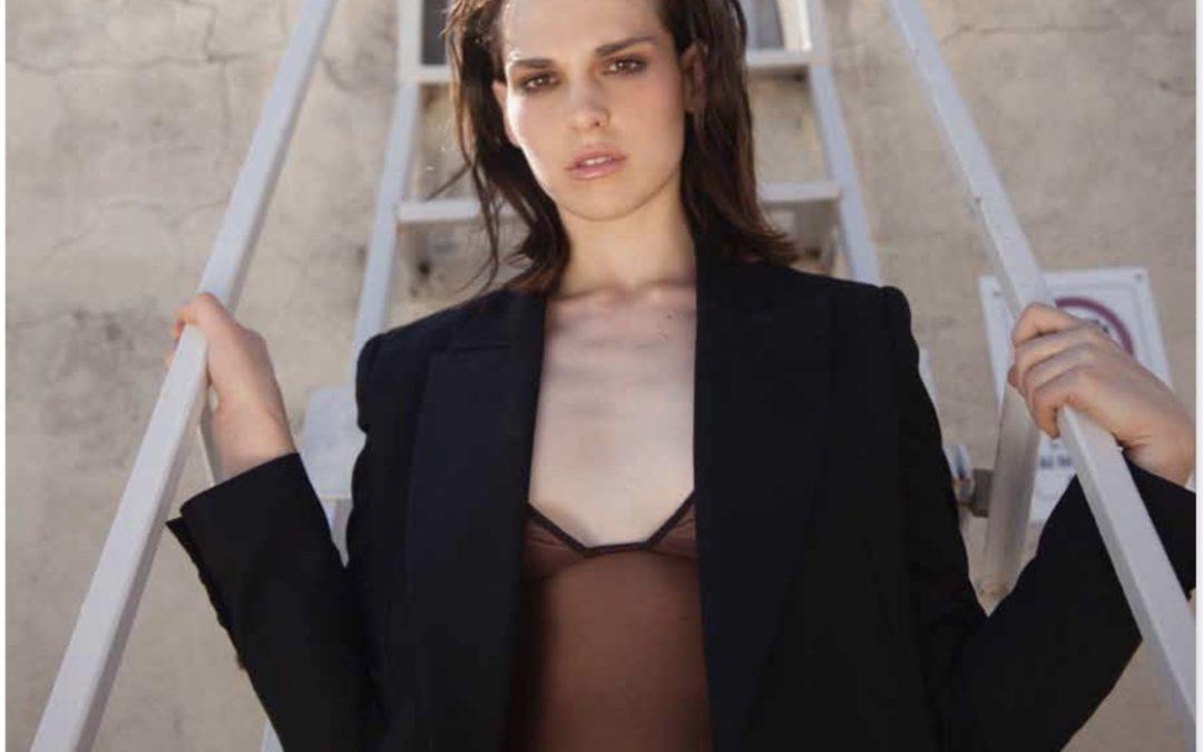 Sara Serraiocco wears 57London